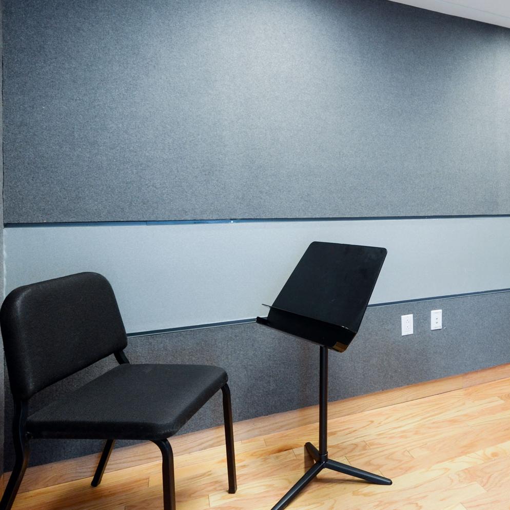 PRATICE ROOM RENTAL -