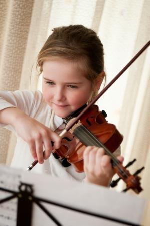Suzuki Violin lesson