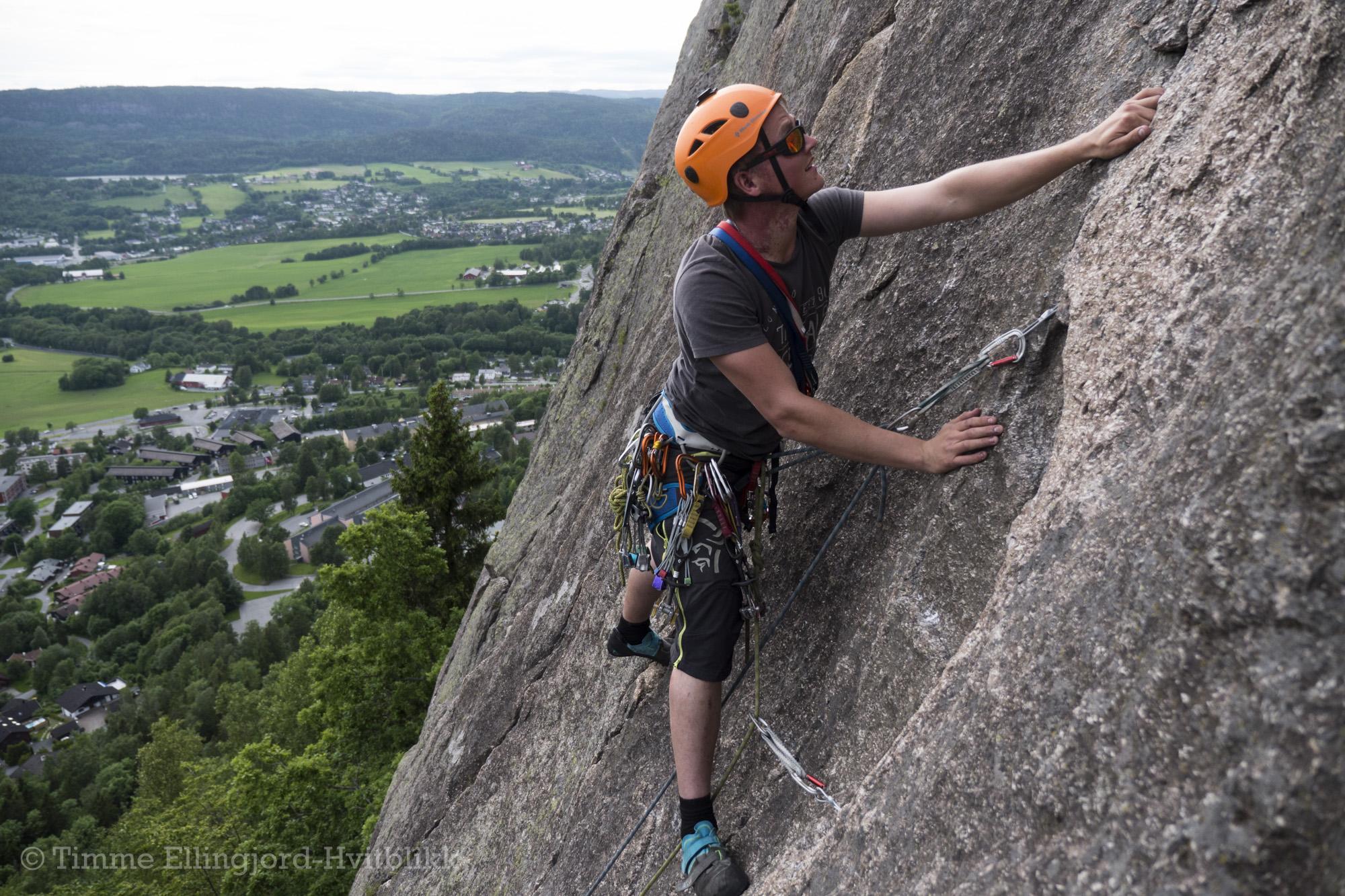 Climbing courses -