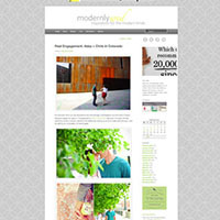 publishing in wedding photography
