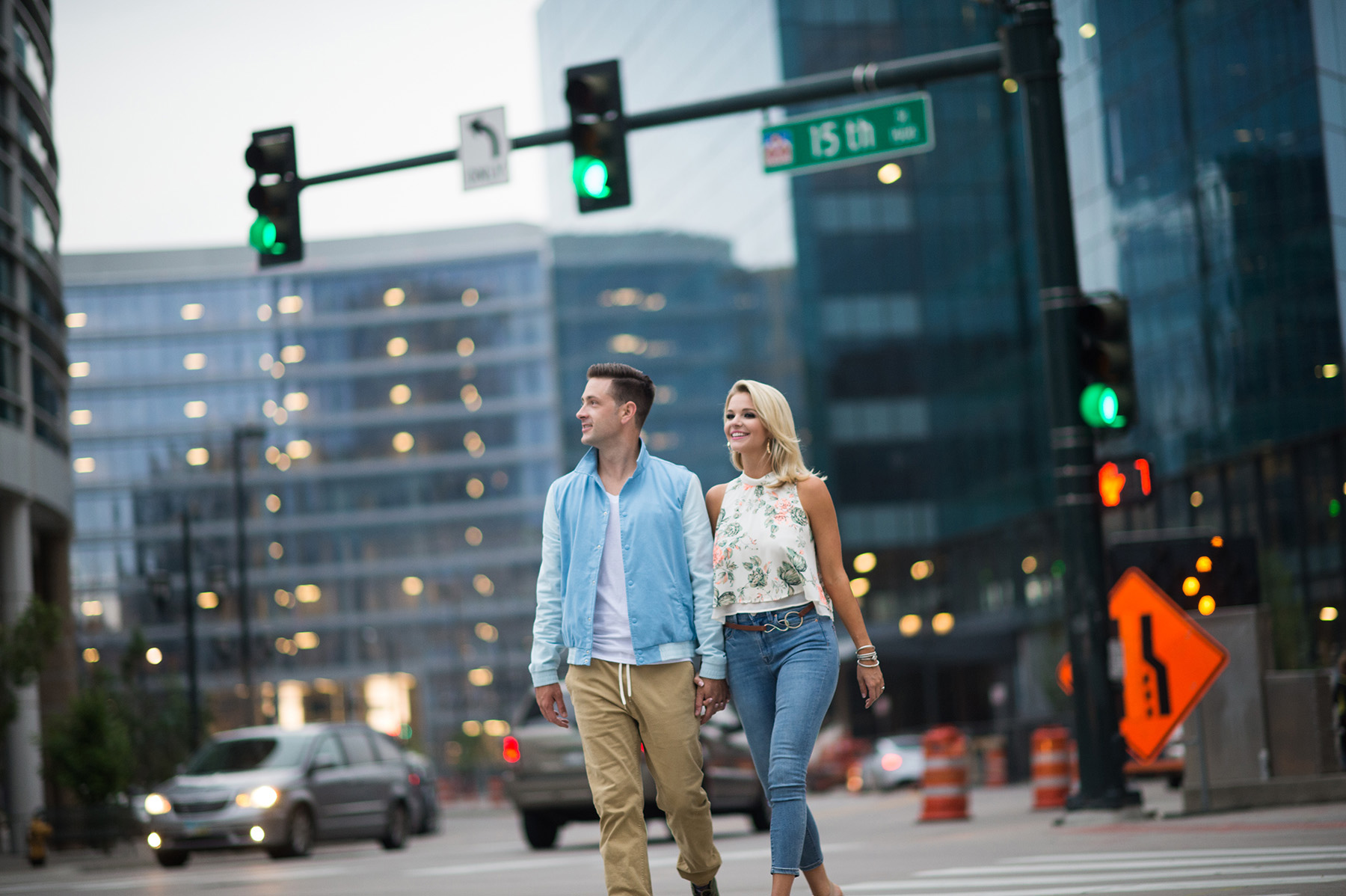 top engagement photographers in Denver