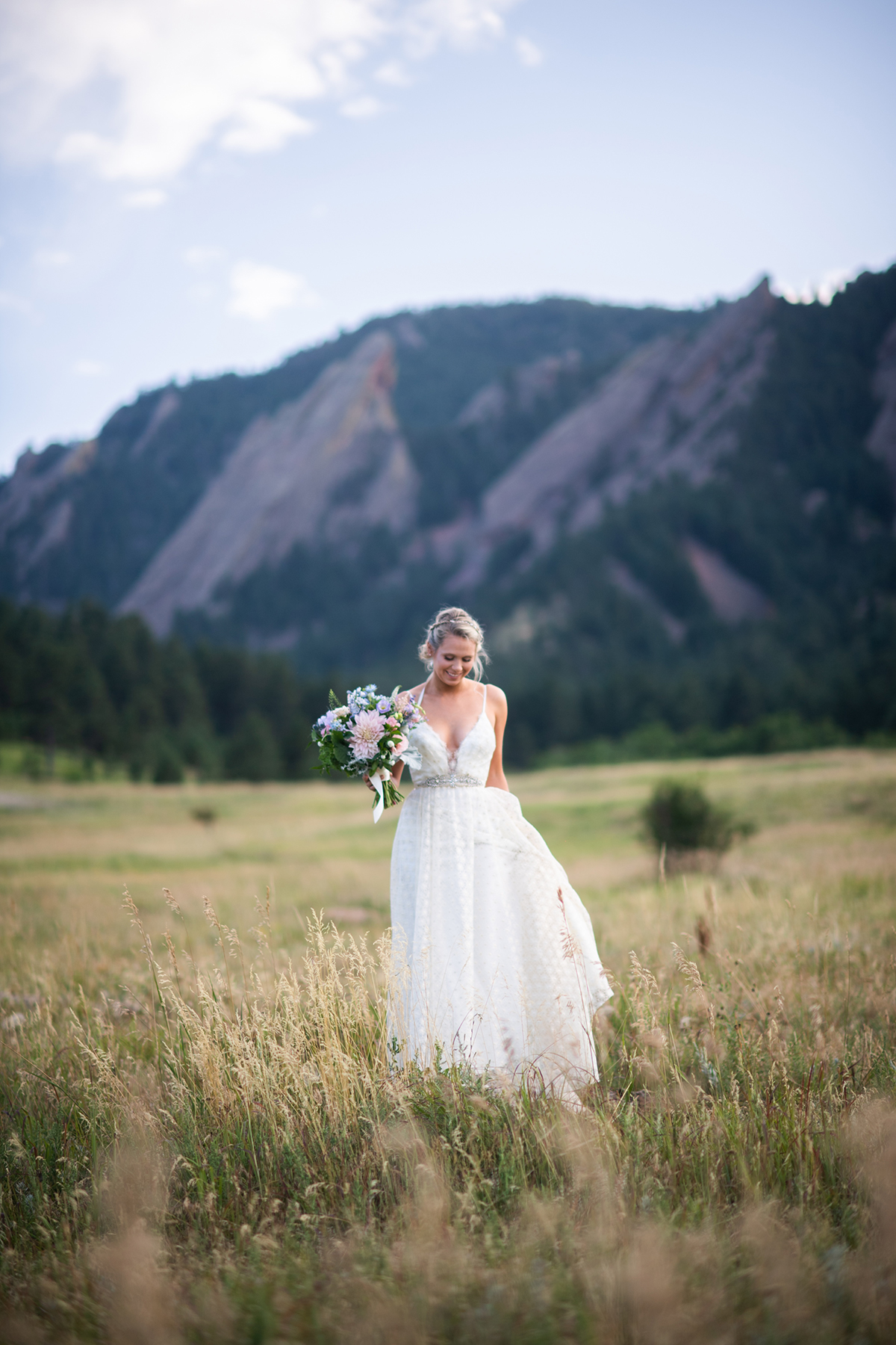 In case you've ever wondered what is our fastest turn around, this one wins. Less than 24 hours! We did Katies bridal portraits and had an expedited rush turn around on her images so that one could be printed in time for the wedding.