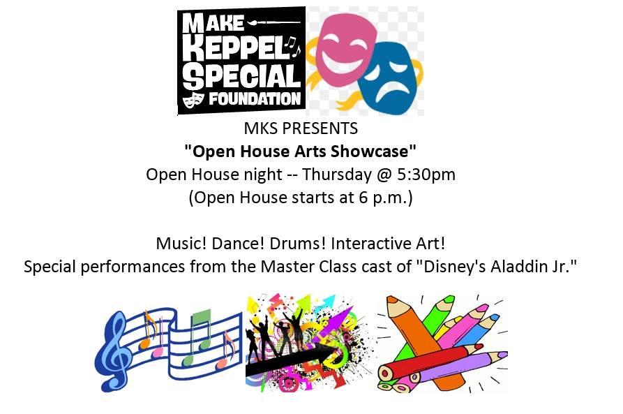 open house arts showcase 2017