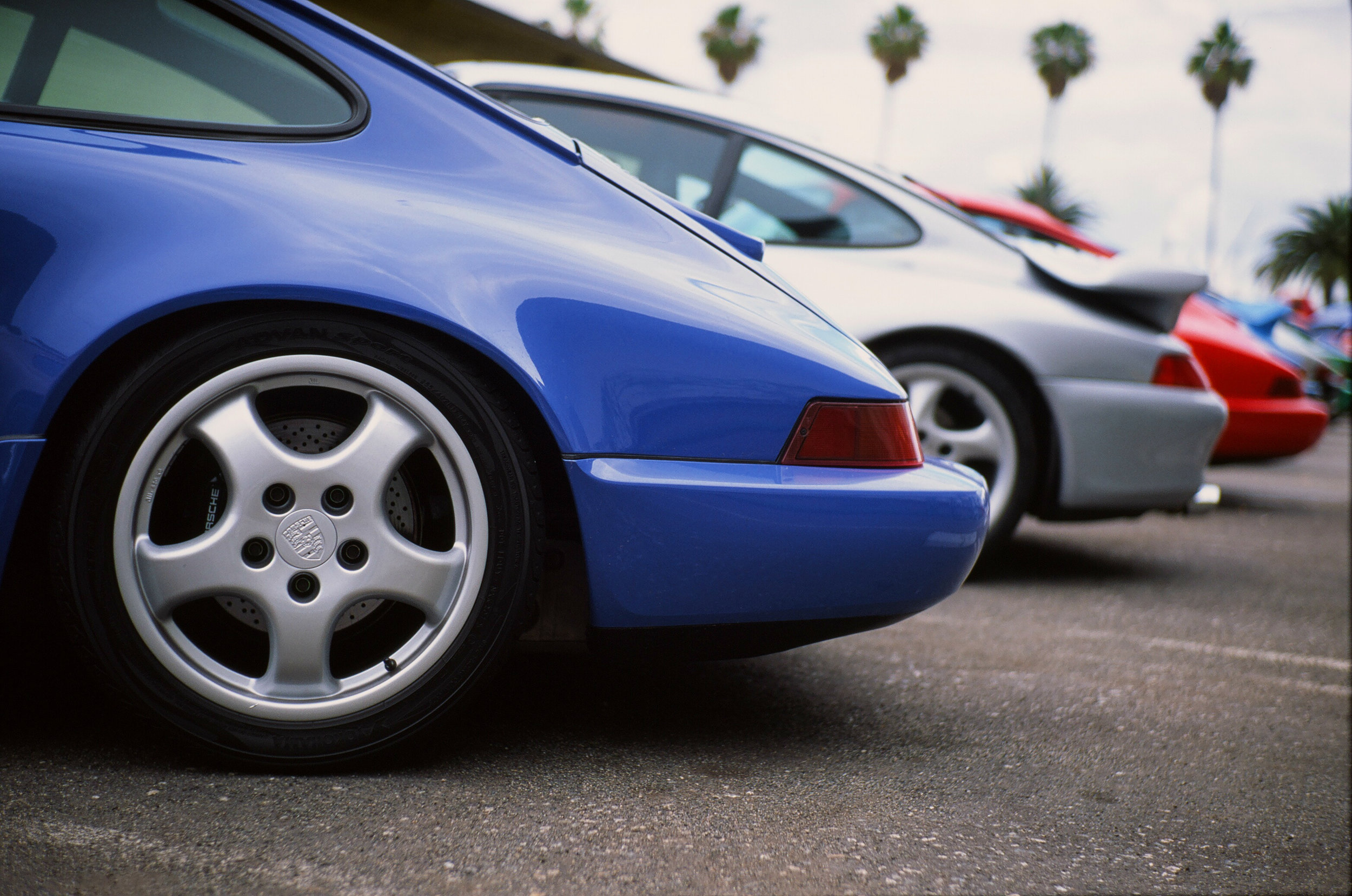 964 RS Maritime Blue