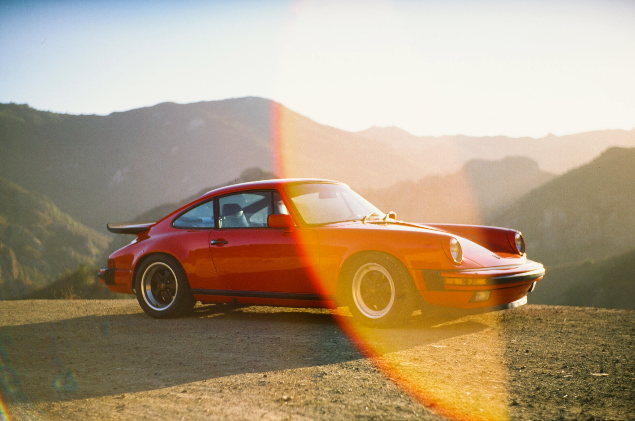 1985 Carrera - Guards Red