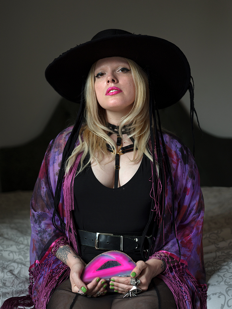 Kristen Sollee, Writer of  Witches, Sluts, Feminists - Conjuring the Sex Positive