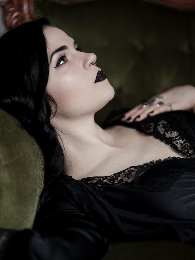 Lulu Black, Violinist