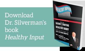 Dr. Silverman's book