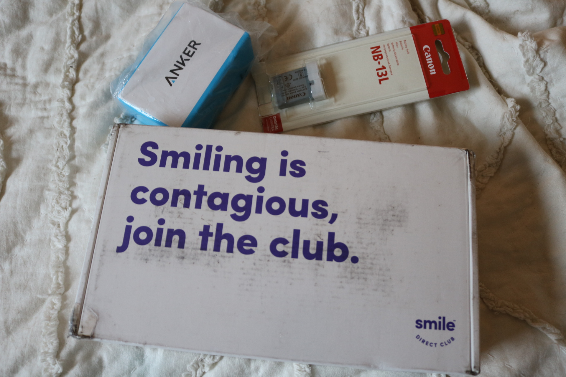 smile direct club, vlogging accessories, vlogger must haves