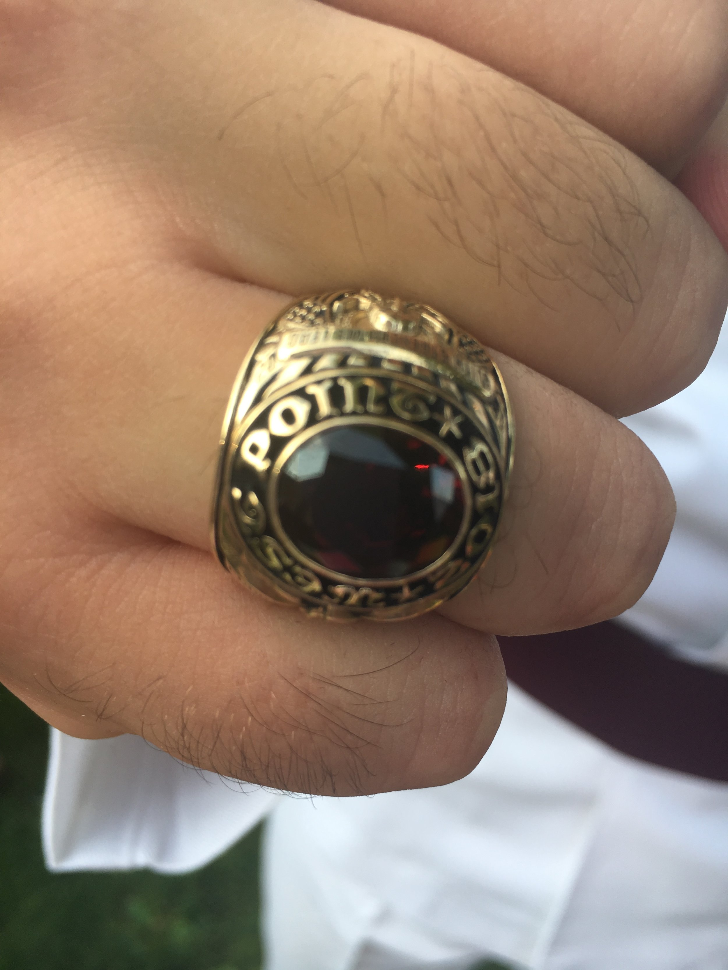 usma class ring, usma ring weekend