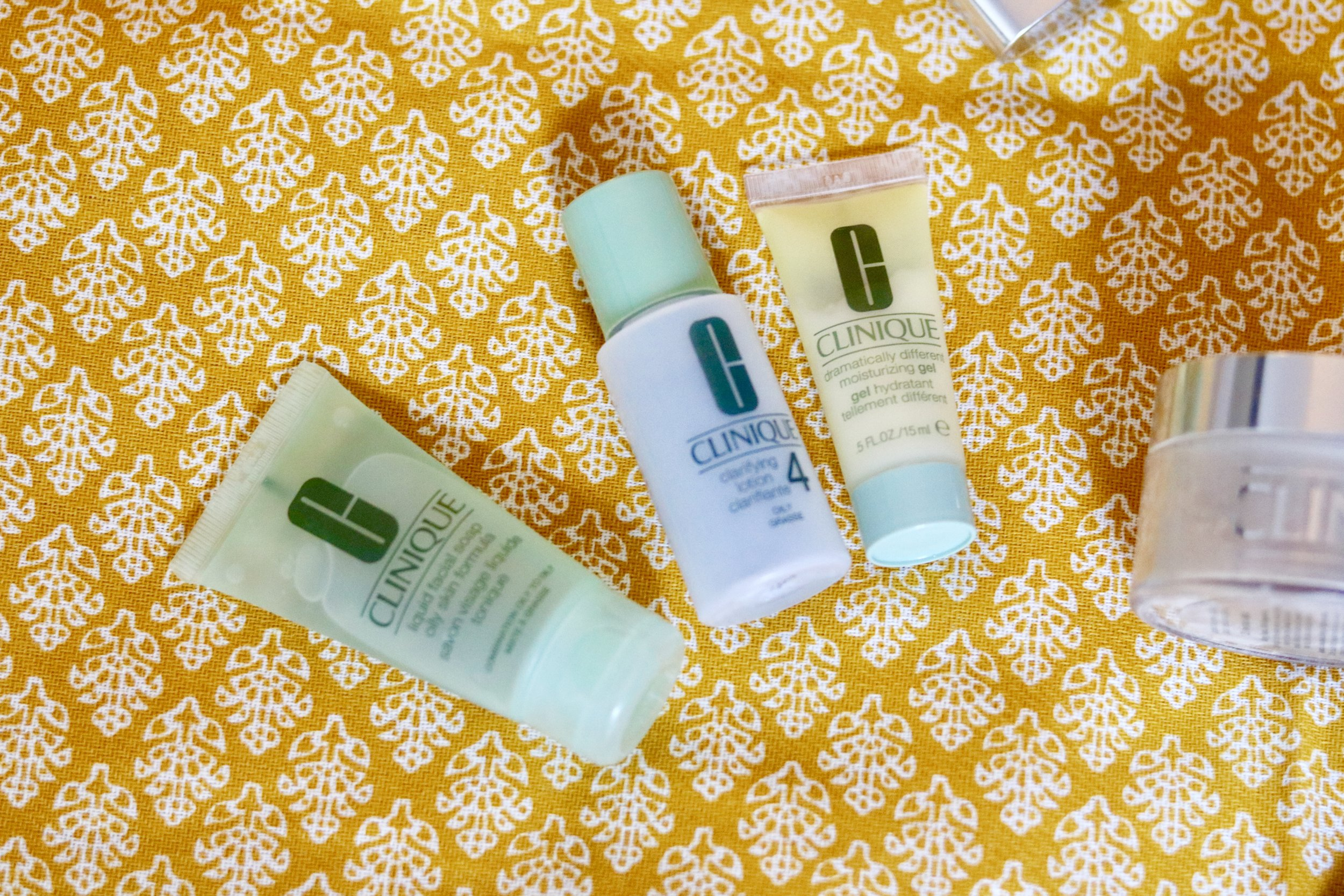 clinique products for oily skin, best products for oily skin, skin care routine for oily skin