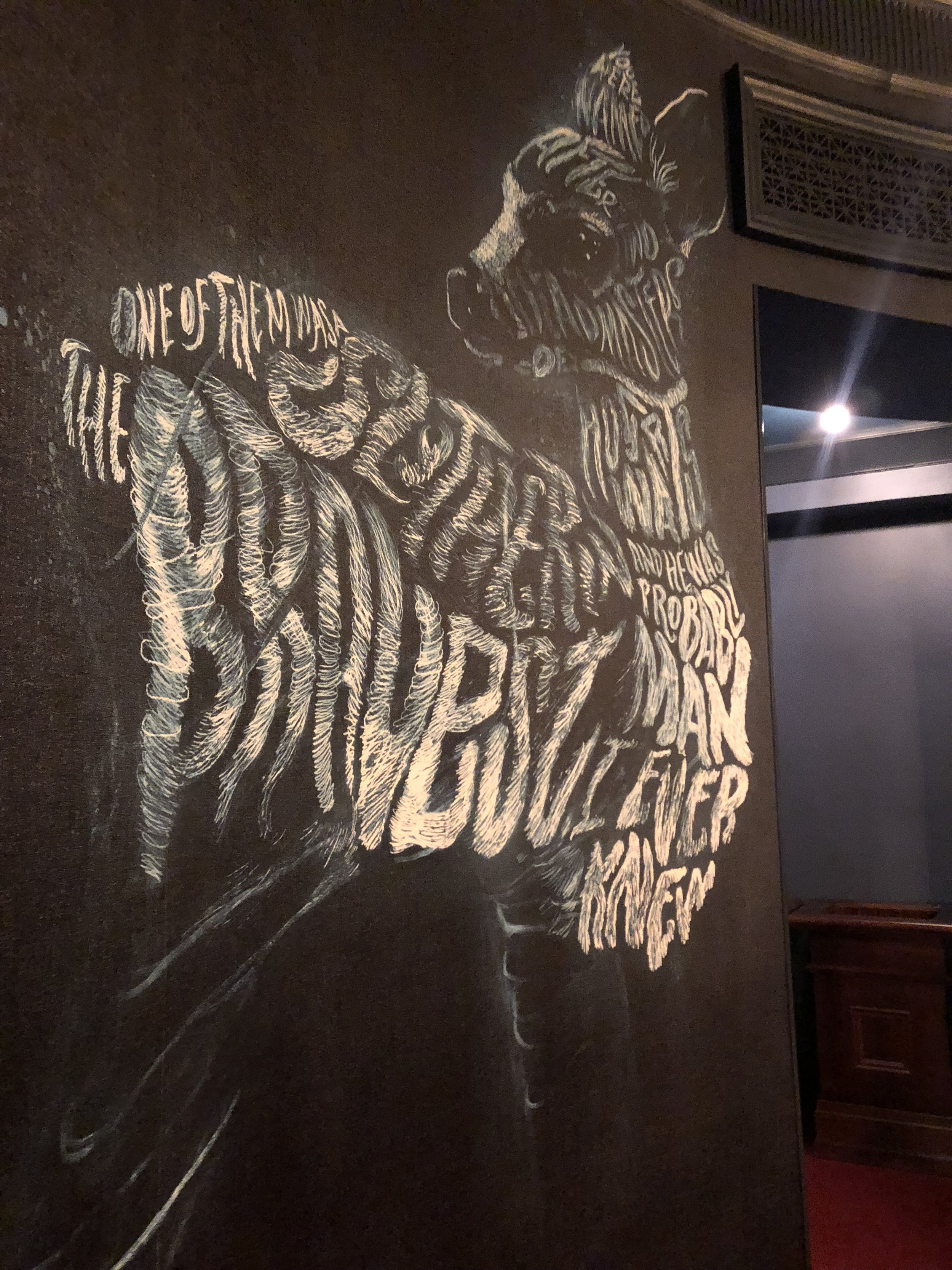 Harry Potter and the Cursed Child NYC doe patronus