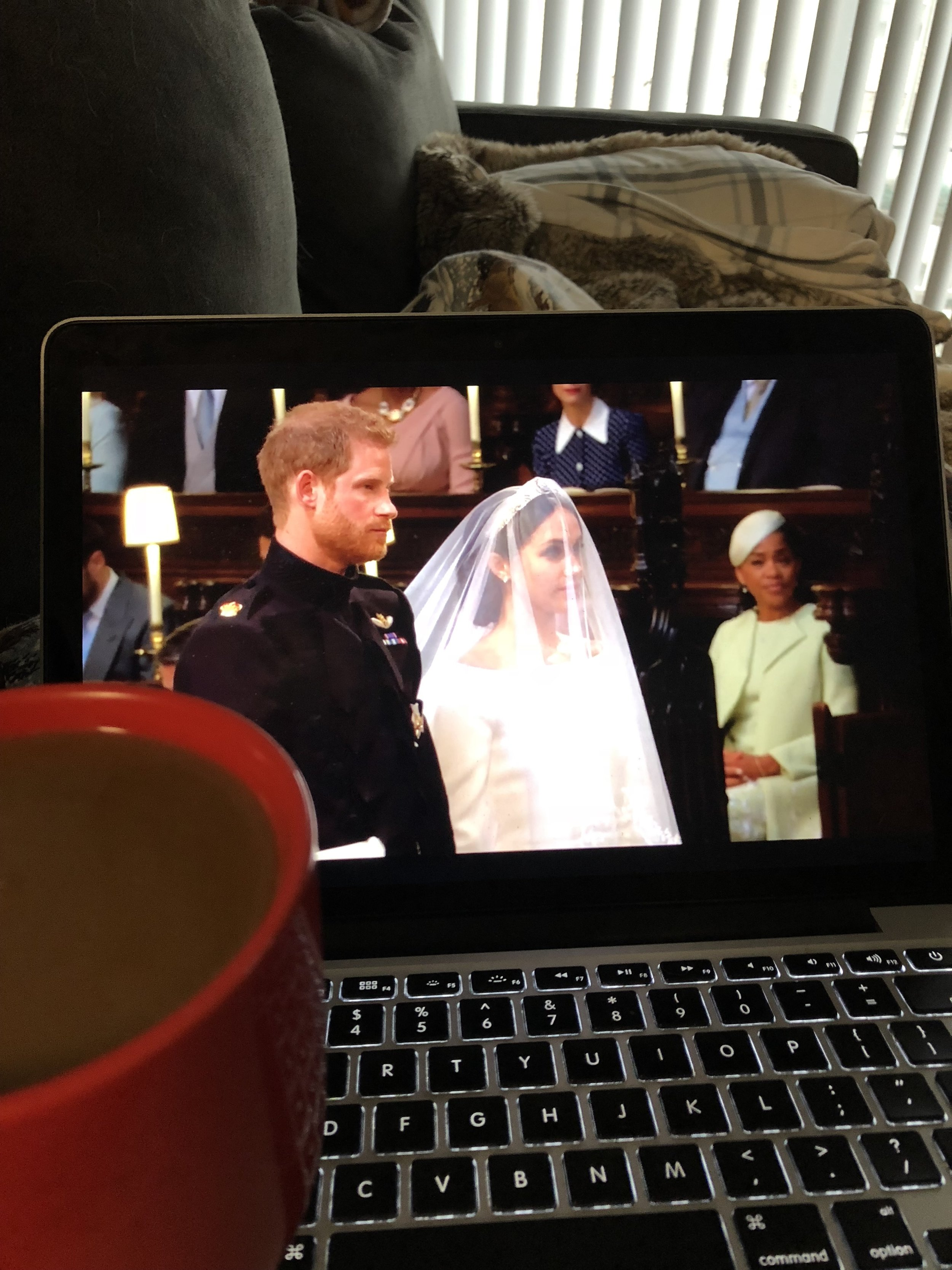 Saturday Morning Coffee #23 - Royal Wedding Edition