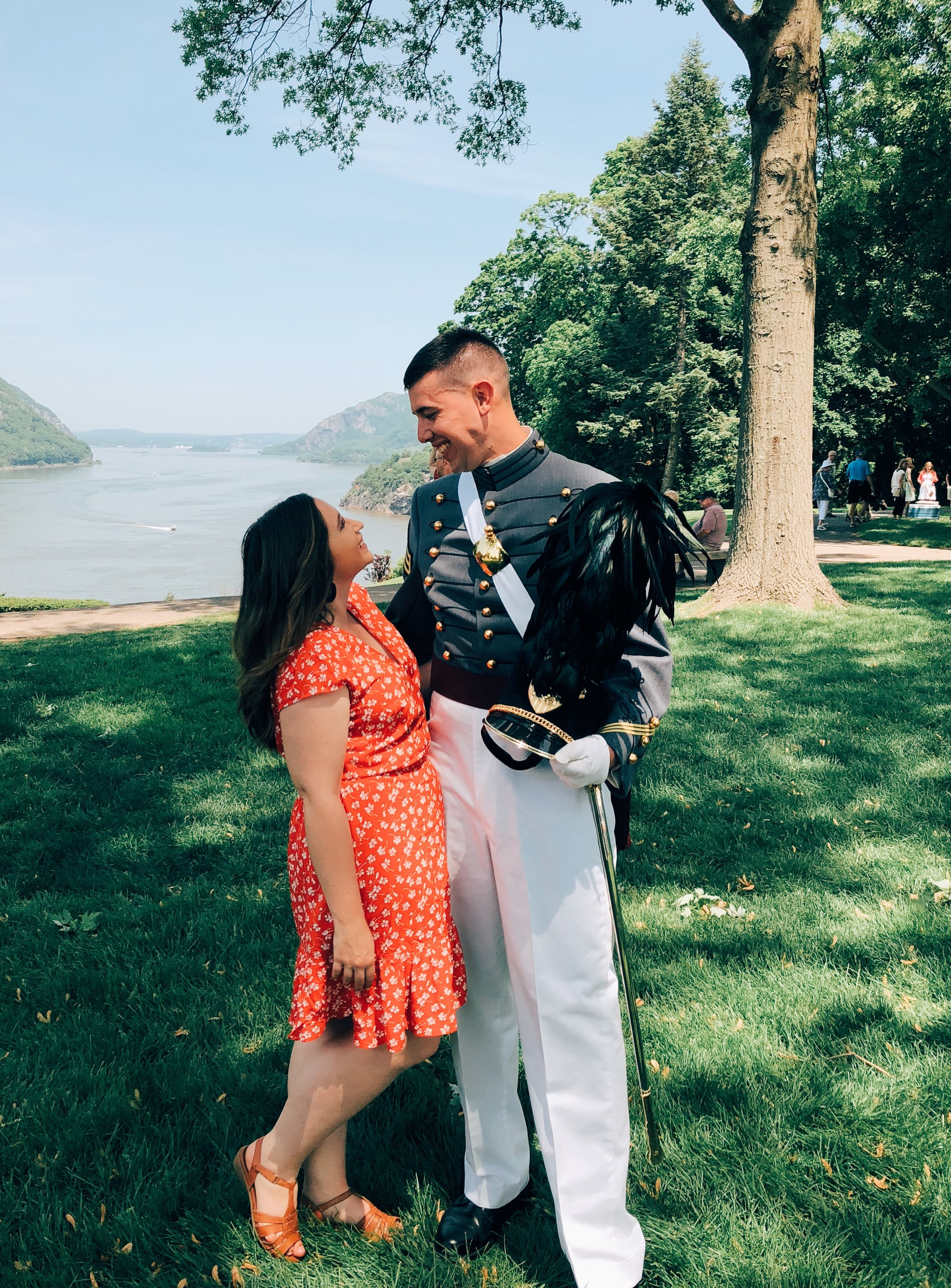 A Letter to my Fiancé on his Graduation from West Point