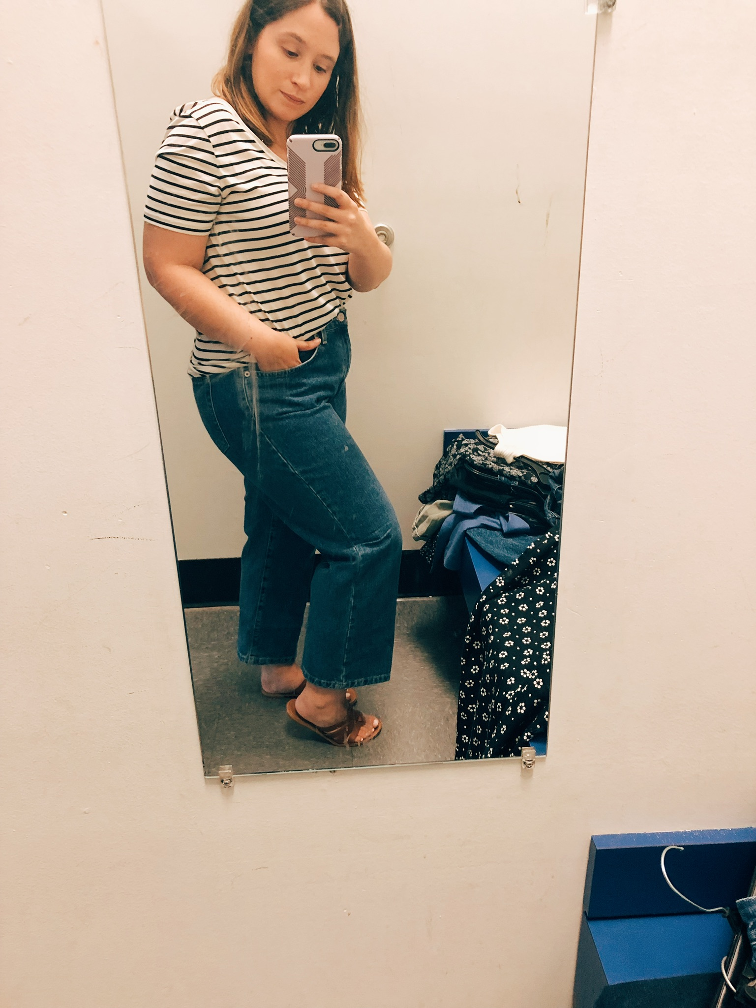 Vintage Tommy Hilfiger Jeans, Thrift Shopping Haul, Thrift Shopping Tips