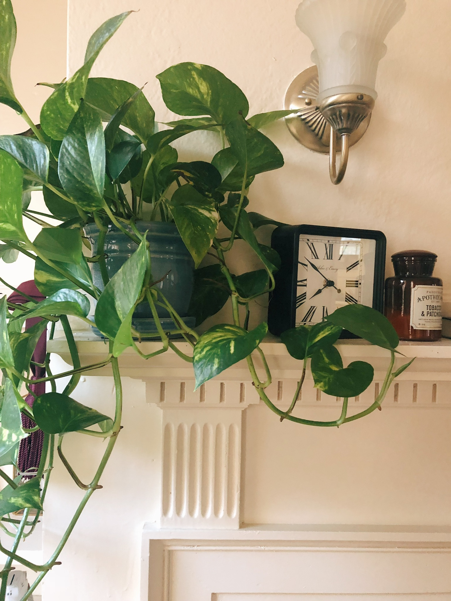 The Story Behind Everything on our Mantle
