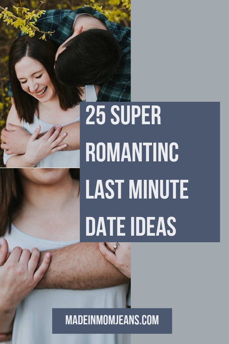 25 Super Romantic Last Minute Date Ideas for Valentine's Day