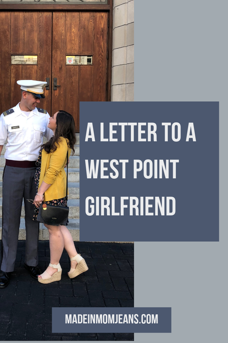 A Letter to a West Point Significant Other