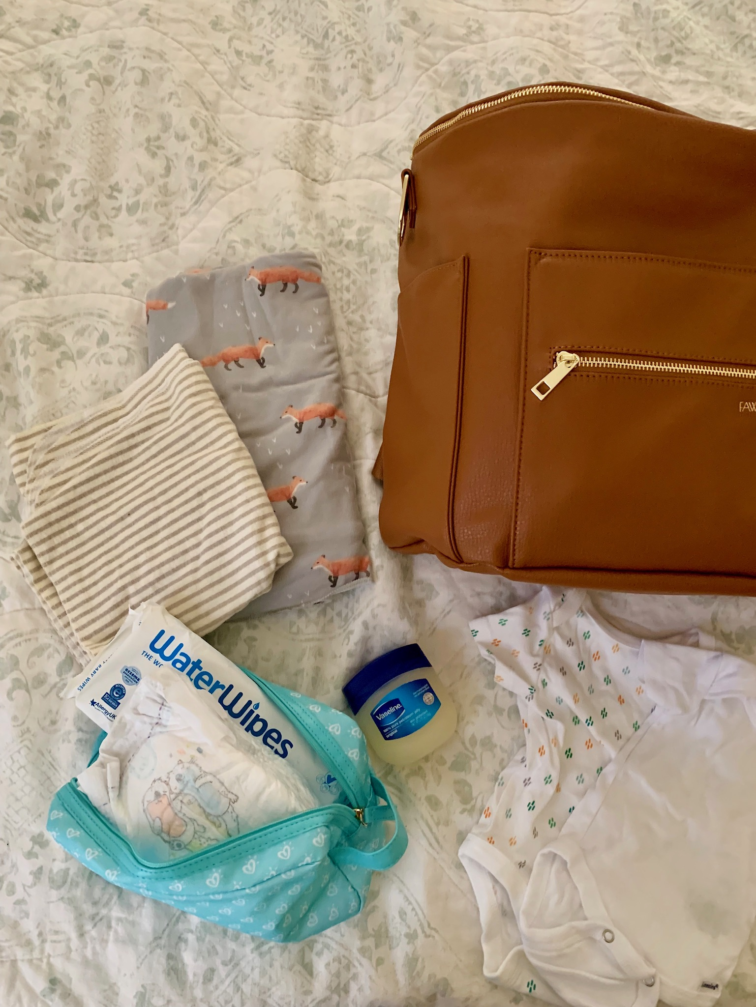 What I'm Packing in My Hospital Bag
