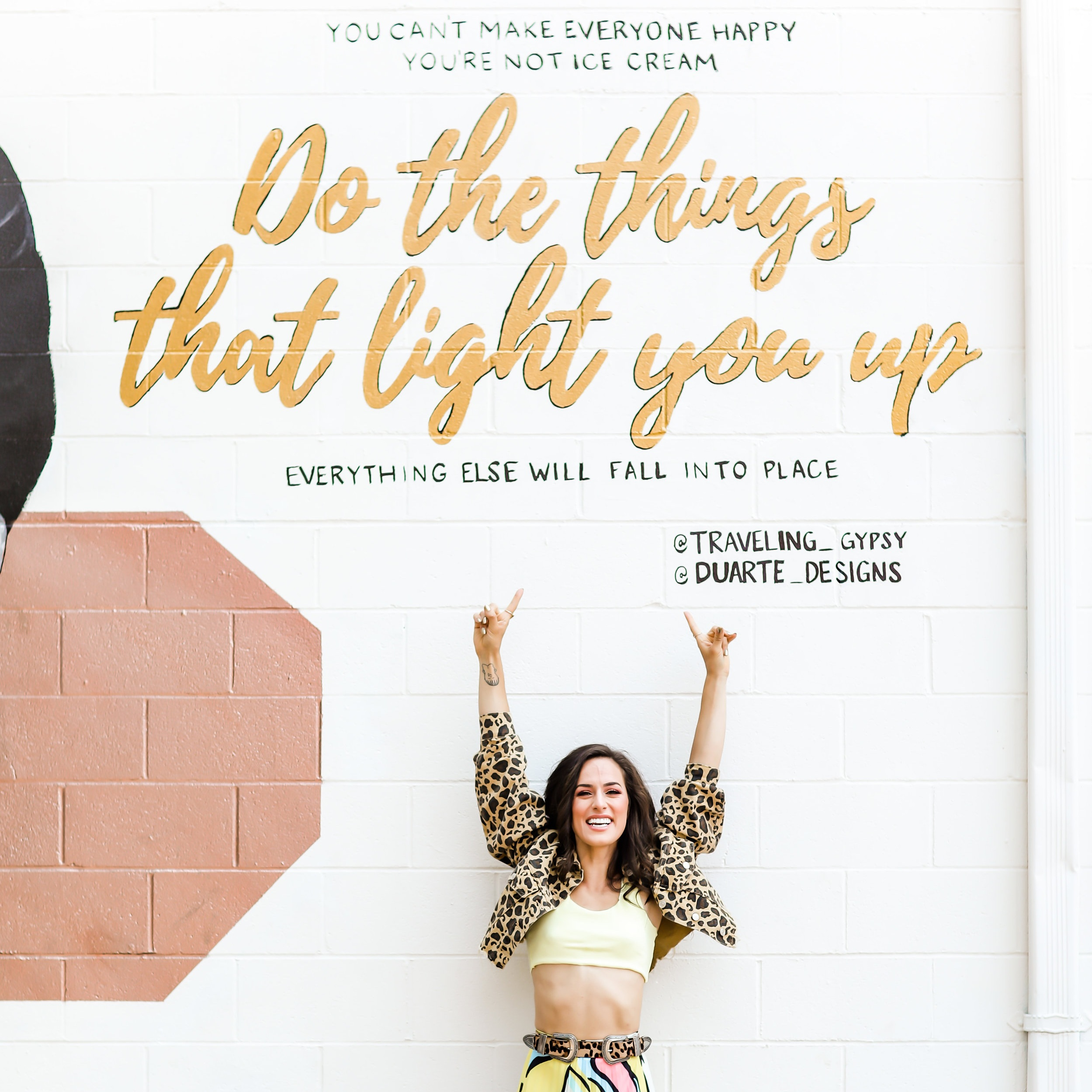 Do the things that light you up