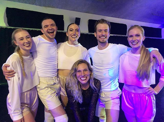 NOW Dance Project (Chicago) Premiered it's first piece last night, and it was an absolute dream 🥰 Thank you to the incredible audience, filled with family and friends, who came to support the beginning of this new exciting adventure! We love you all and your support meant the WORLD to us 💖 Thank you @project44dance for giving us not only the push to actually start this edition of the Company 😂 but also such an amazing platform to share on! * *Miranda, Kristen, Quincie, Jack, and Braeden...words will never appropriately justify my gratitude for your hard work, passion, and artistry.  I can promise you though, this is only the beginning. Thank you from the bottom of my heart 😁❤️ @miranda__please @krispop03 @quincieb @jackatac @b__64 @nowdanceproject #dance #dancecompany #chicagodance #contemporarydance #soulsounds #firstperformance #proud