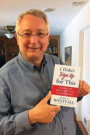 Dave Meharg found the book in Concord, California.