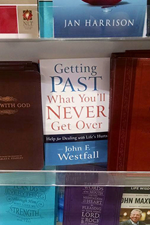 Shawn Robinson found the book at the Denver airport.