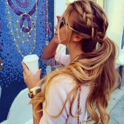 Simple-Messy-Ponytail-Hairstyle-2015-2016-10-2