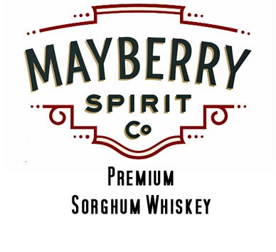 New Logo - Mayberry - Sorghum Whiskey Shot Glass - 2.jpg