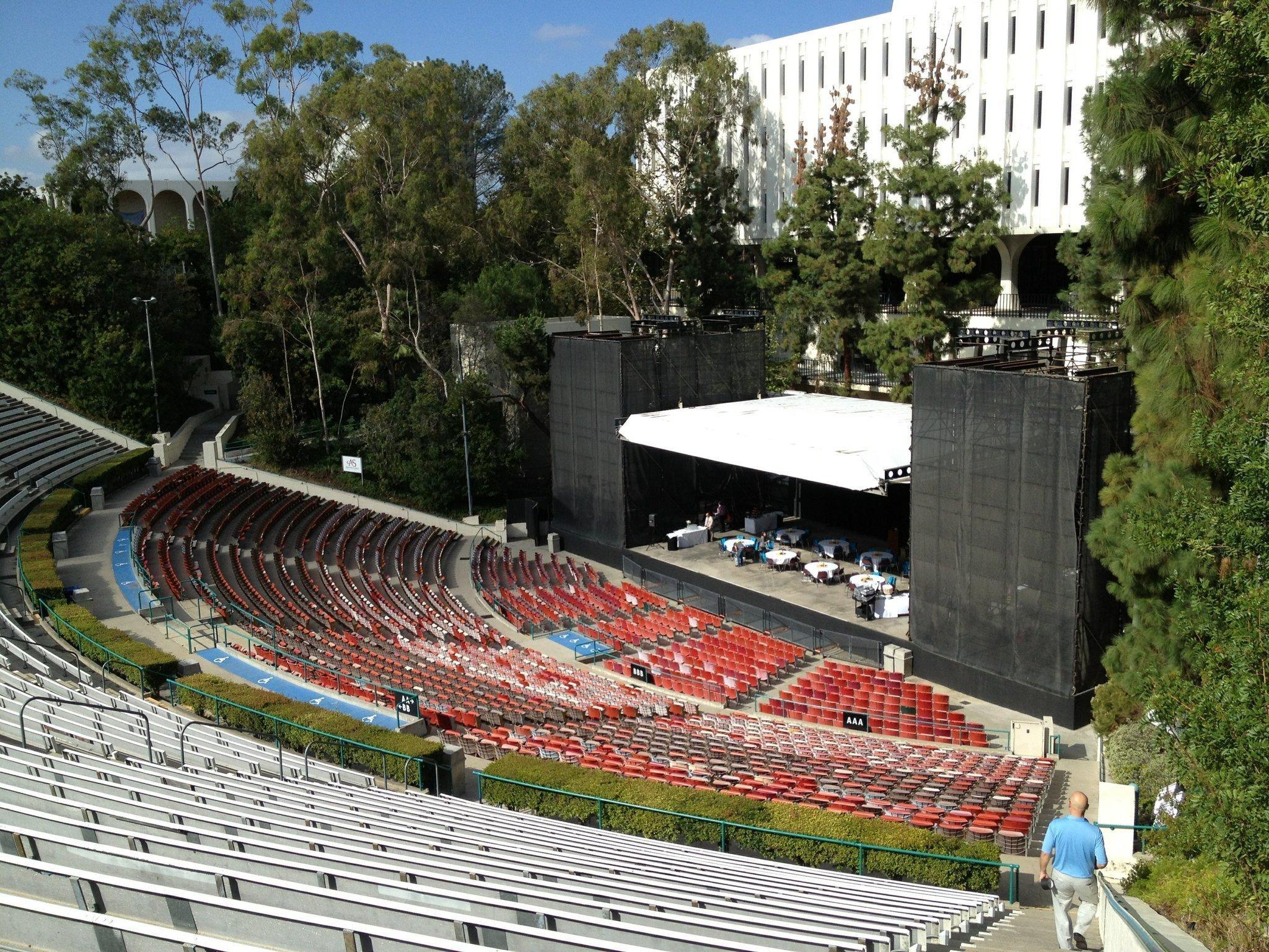 SDSU Open Air Theatre