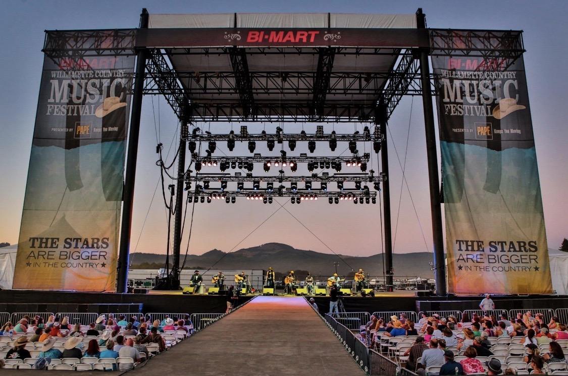 Williamette Country Music Festival