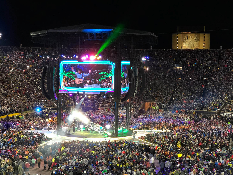Garth Brooks National Stadium Tour