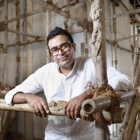 Making Art From Roti - The Wall Street Journal