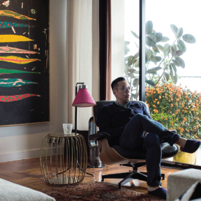 Hong Kong Collector Alan Lo on Learning to Buy Art and Art Basel's Role in Accelerating the City's Scene - Artsy
