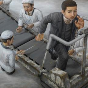 Review of Tesuya Ishida at Gagosian Gallery - Artforum