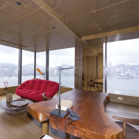 Vivienne Tam Unveils Hotel Suite in Hong Kong - Women's Wear Daily