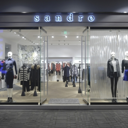Sandro Prepares to Expand Retail Presence in China - Women's Wear Daily