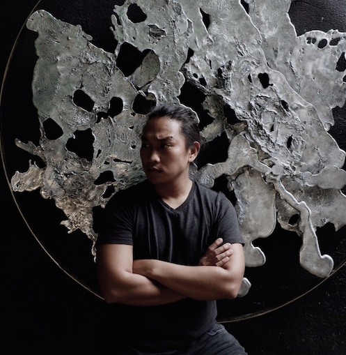From knuckledusters to candelabras, a sculptor's journey - south china morning post