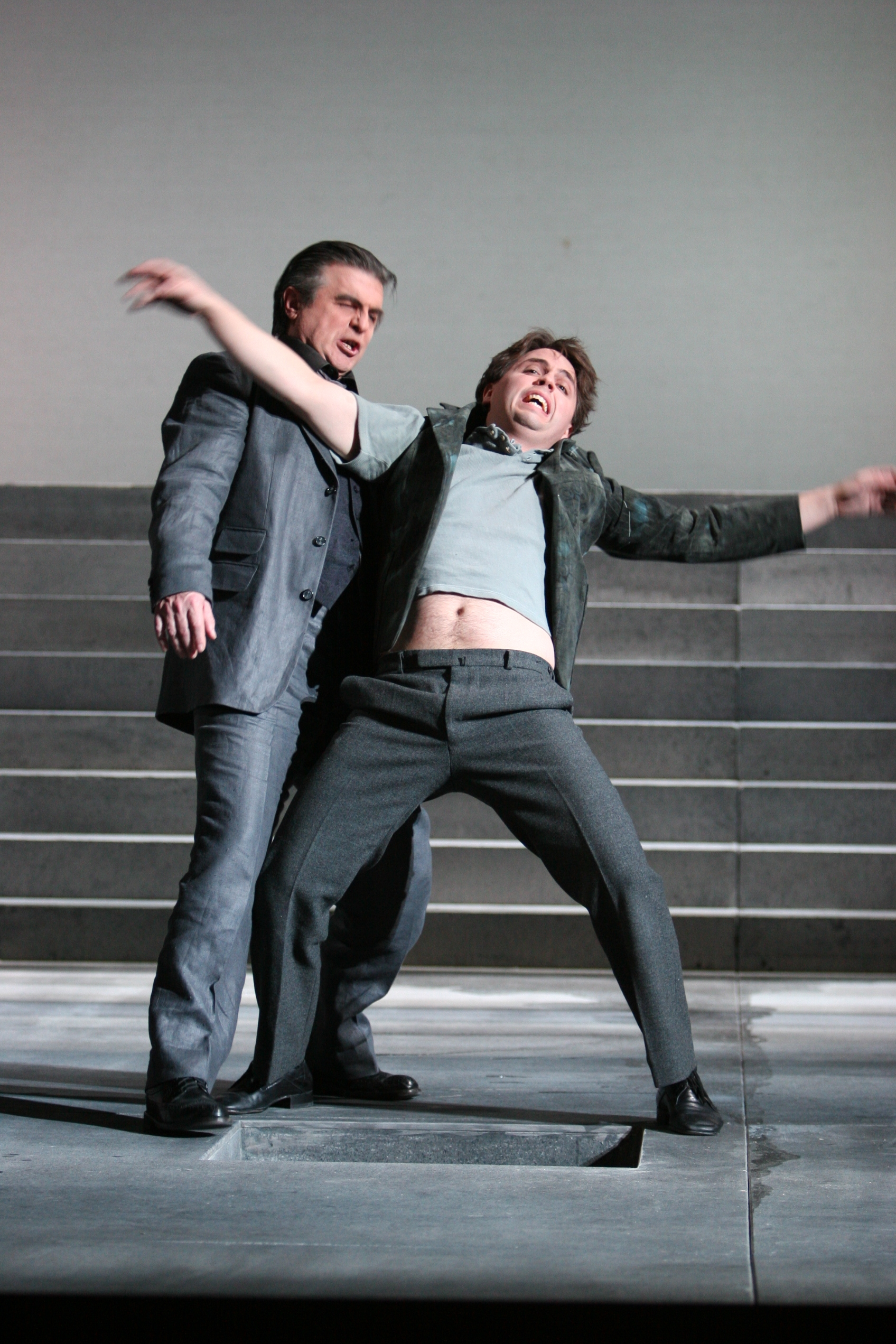 Janáček, Kát'a Kabanová (Kudrjaš). Trier, Germany - 2004-05