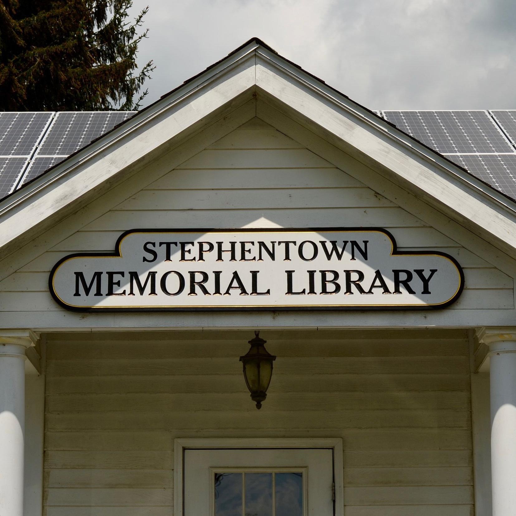 Stephentown Memorial Library