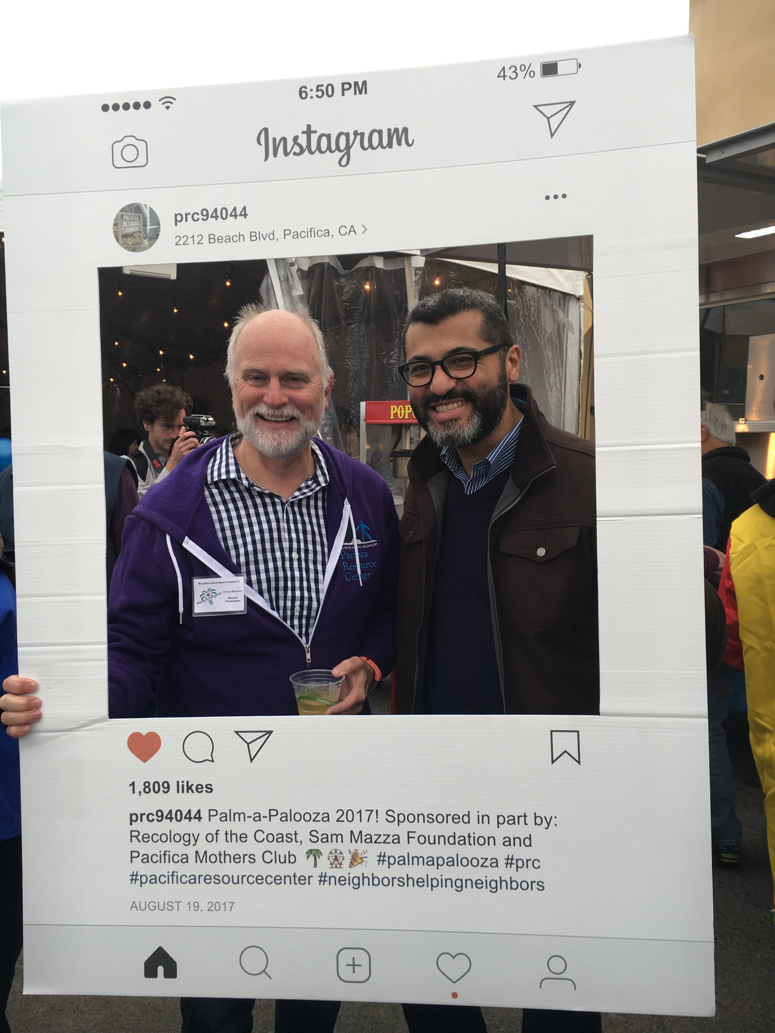 Chris Hunter, PRC Board & Cheif of Staff Supervisor Don Horsley and Mauricio Palma, Director of Initiatives and Special Projects, Silicon Valley Community Foundation - Copy.JPG