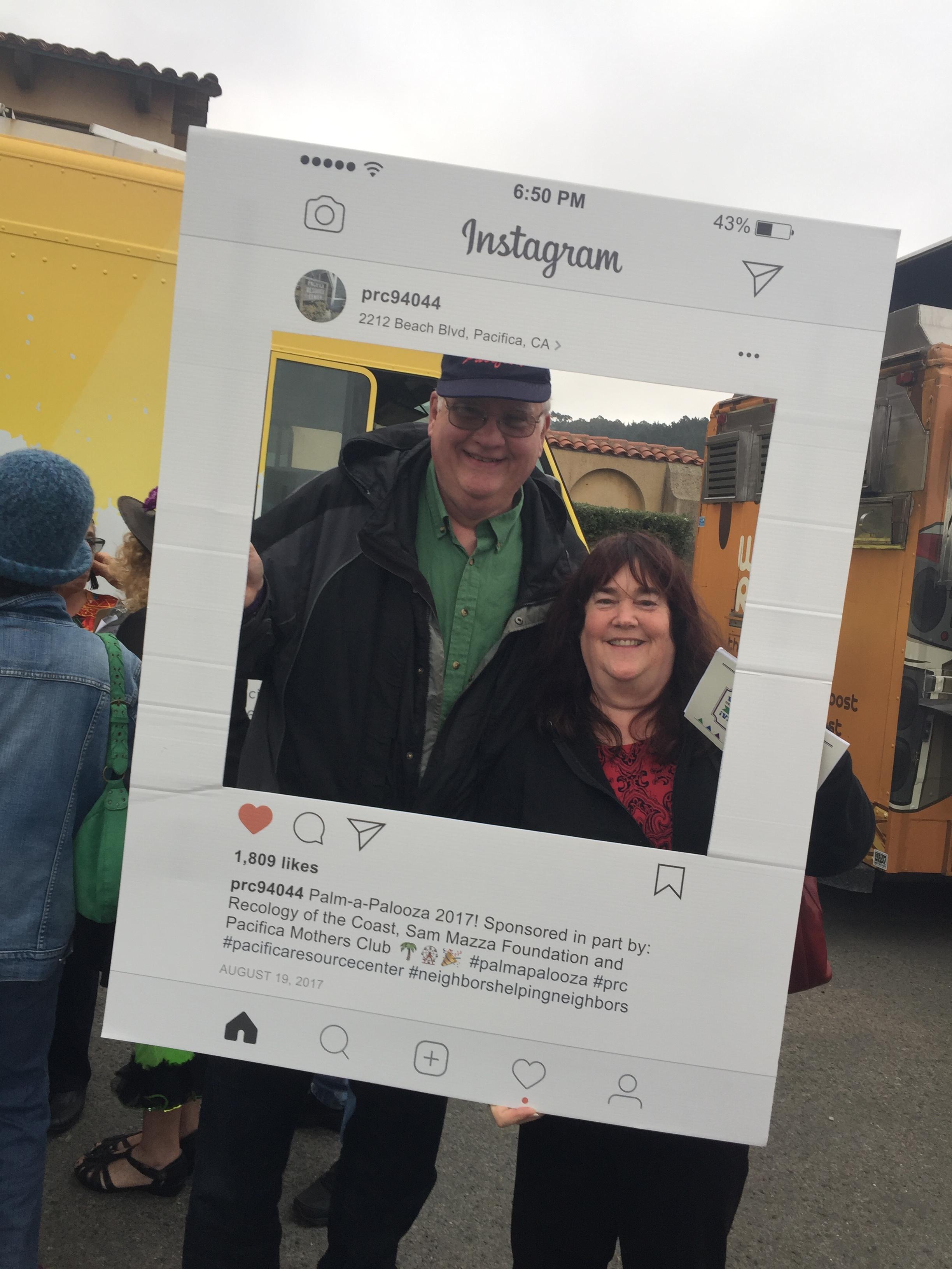 Mayor Mike O'Neill and Councilwoman Sue Vaterlaus - Copy - Copy.JPG