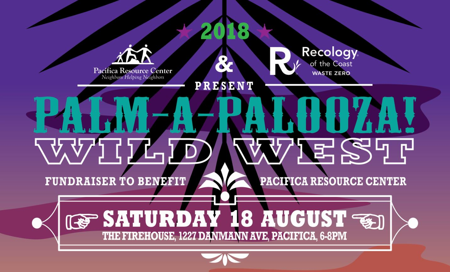 PRC'S PALM-A-PALOOZA 2018! - TICKETS AVAILABLE NOW!