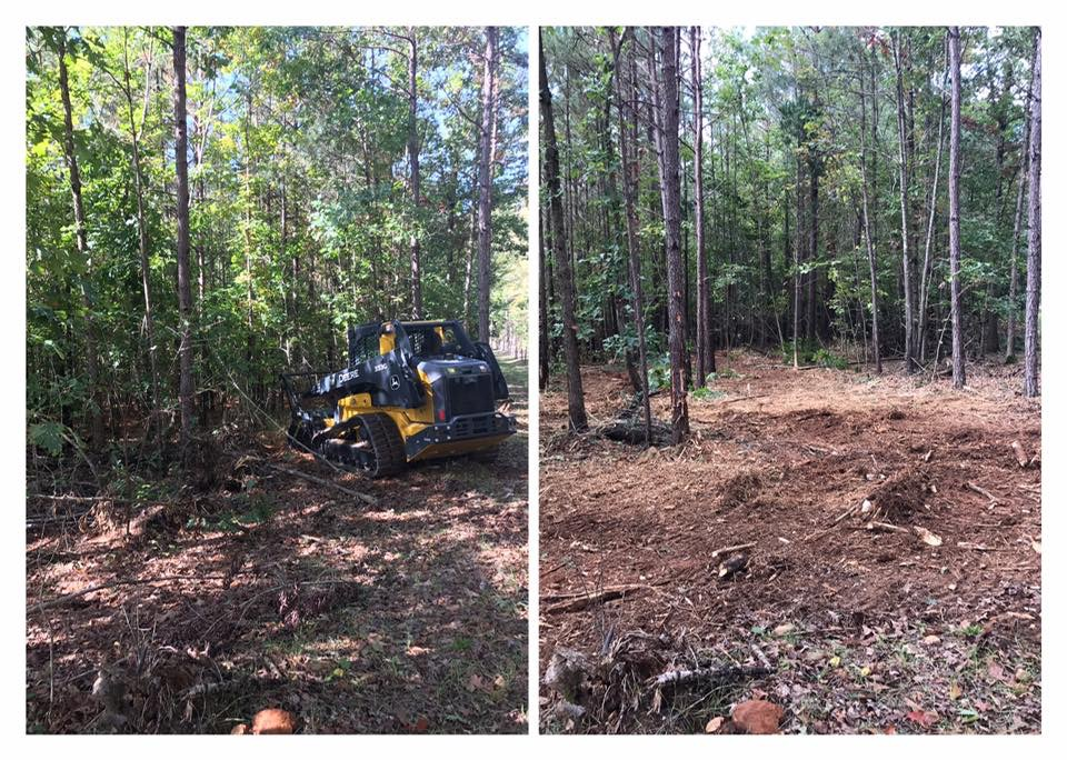 5 Benefits of forestry mulching - 1. Can be done any time of the year2. Clear wooded areas where Bush Hogs can't go3. Clear two to three acres a day4. Reduction of habitats for vermin and ticks5. Removal of invasive species