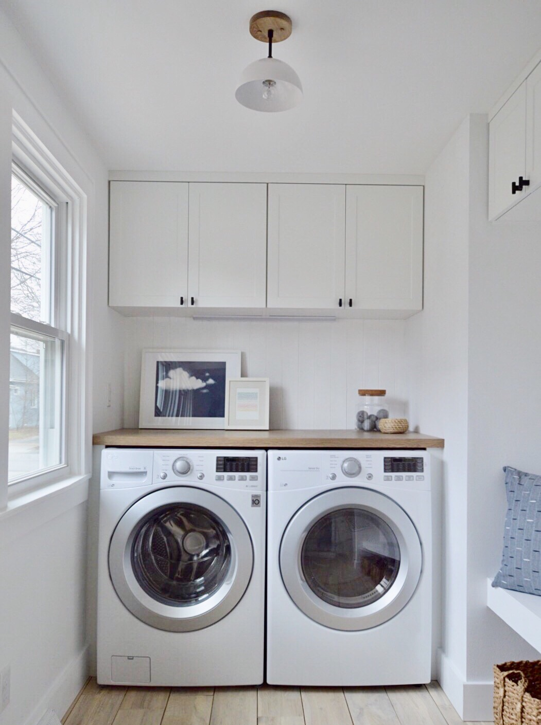 DAILY HOME CO. | Murray Bungalow | Laundry Cab Bank