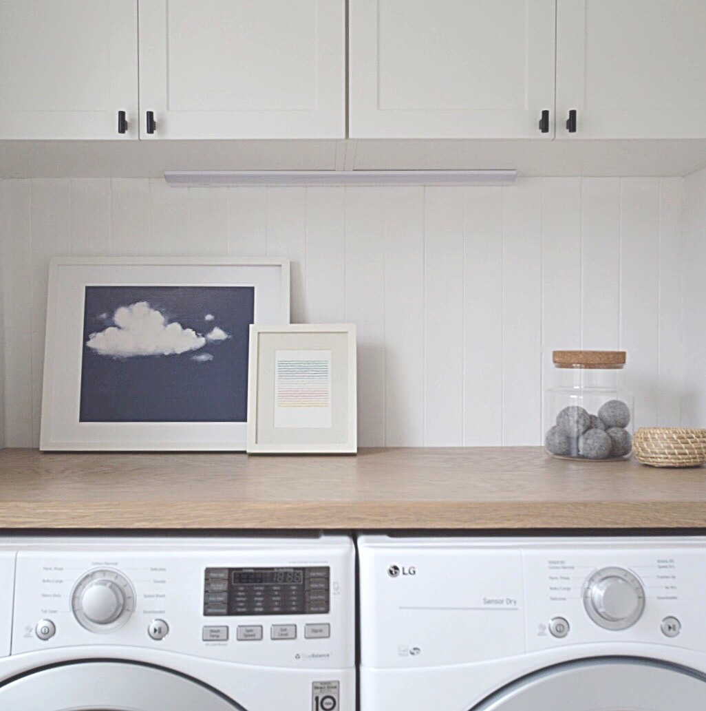 DAILY HOME CO. | Murray Bungalow | Laundry Countertop