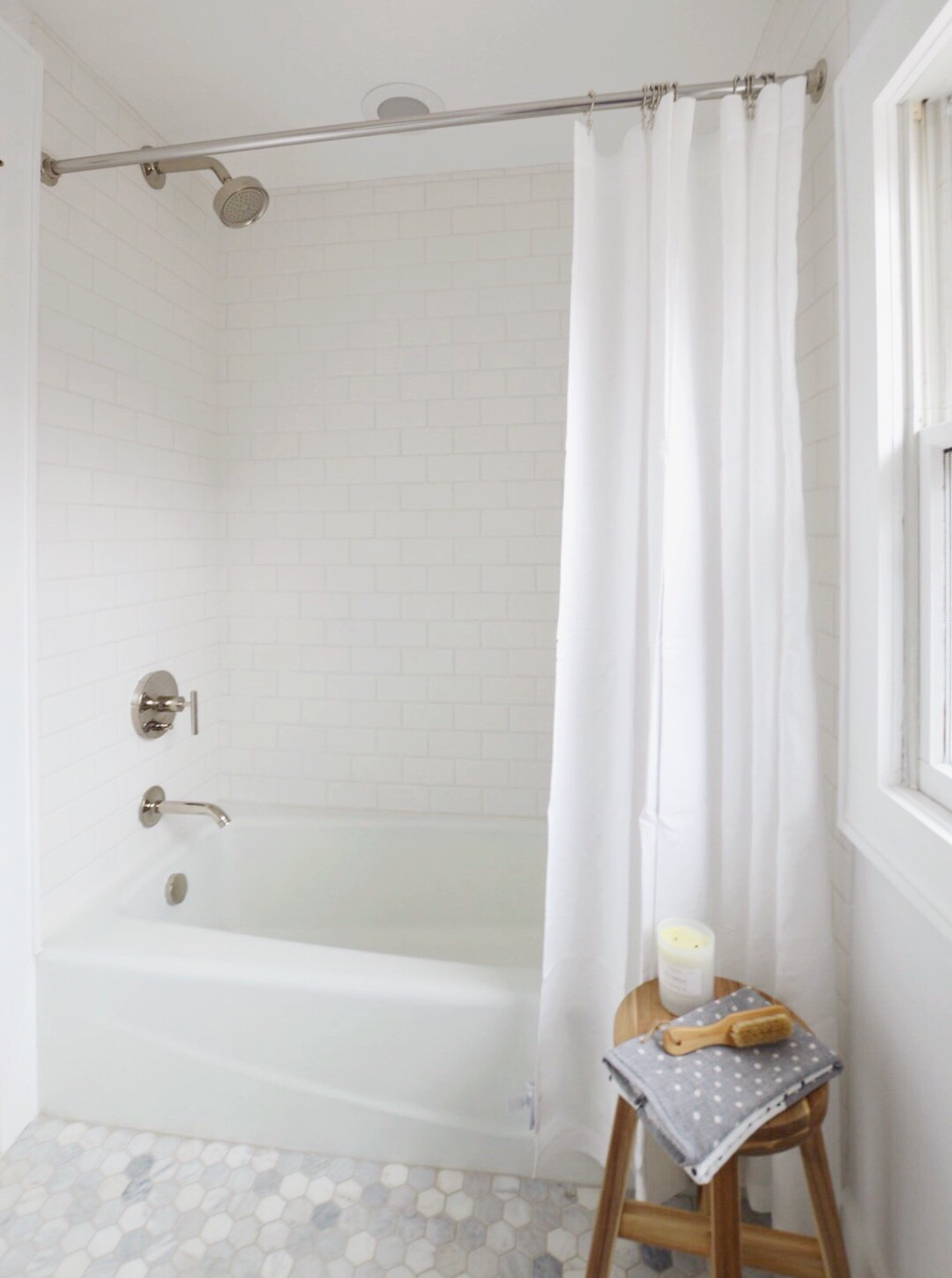 DAILY HOME CO.  |  Murray Bungalow  |  Upper Bath