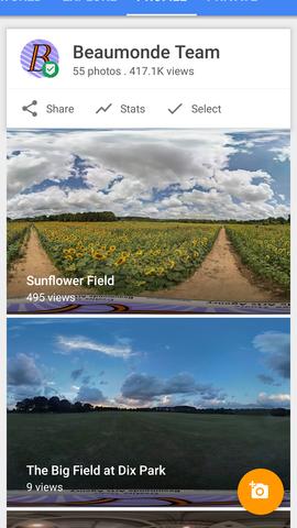 Beaumonde Team Google Street View Profile.