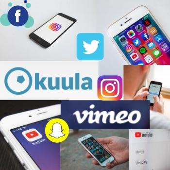 360° content works on all major social media platforms!