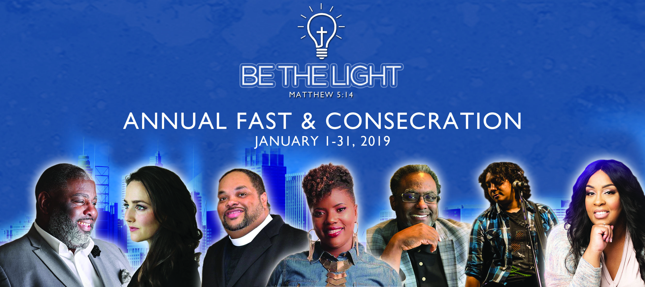Annual Fast and Consecration